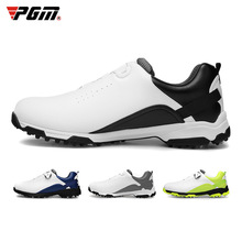 Sneakers Spikes Golf-Shoes Waterproof PGM Anti-Slip Man Men Breathable D9103 New-Arrival