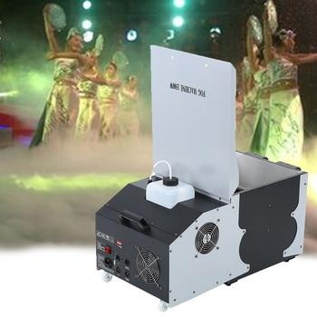 Honhill 1500W Fog Smoke Machine Low Lying Smoke Fog Stage Effect DMX w/ Remote For Wedding Party Stage Disco DJ Bar цена 2017