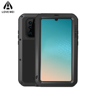 Metal Armor Case For Huawei P30 P20 Pro Lite Shockproof Rugged Case For Huawei P9 P10 Plus Aluminum Outdoor Cover P30 P20 P9 P10