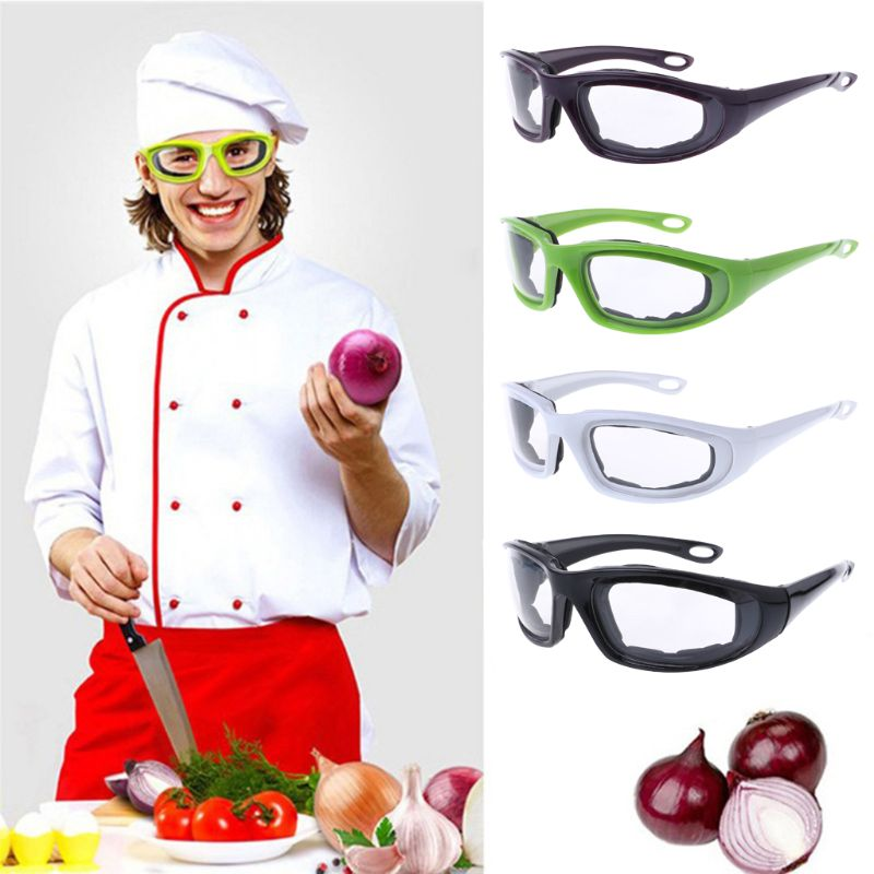 Safety Goggles Cut Onions Protective Eyewear Practical Cooking Anti Tear Eye Glasses Kitchen Tool
