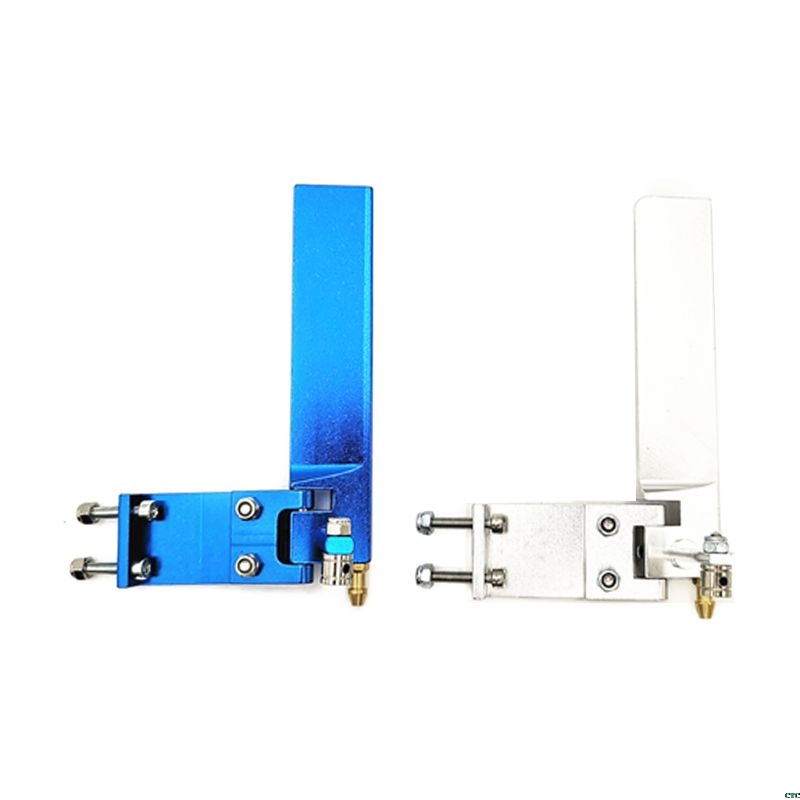 75mm 95mm Metal Suction Water Rudder For Remote Control RC Boat Parts