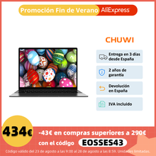 CHUWI CoreBook X 14 pulgadas 2160*1440 de resolución portátiles DDR4 8GB RAM 512GB SSD Intel Core i5-8259U 4 núcleos Windows 10 de la computadora