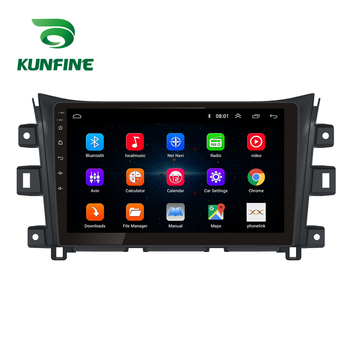 Car Stereo for Nissan Navarra 2011-2017 Octa Core Android 10.0 Car DVD GPS Navigation Player Deckless Radio Headunit Wifi image