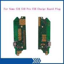 Для nomu s10 usb разъем плата для зарядки запасные части зарядное