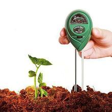 Meter Garden-Instrument 3-In-1 Tester Flowers Humidity Sunlight Moist Soil-Ph Acidity/ph-Test
