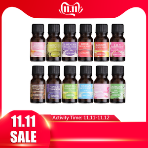 10ml Pure Essential Oils For A