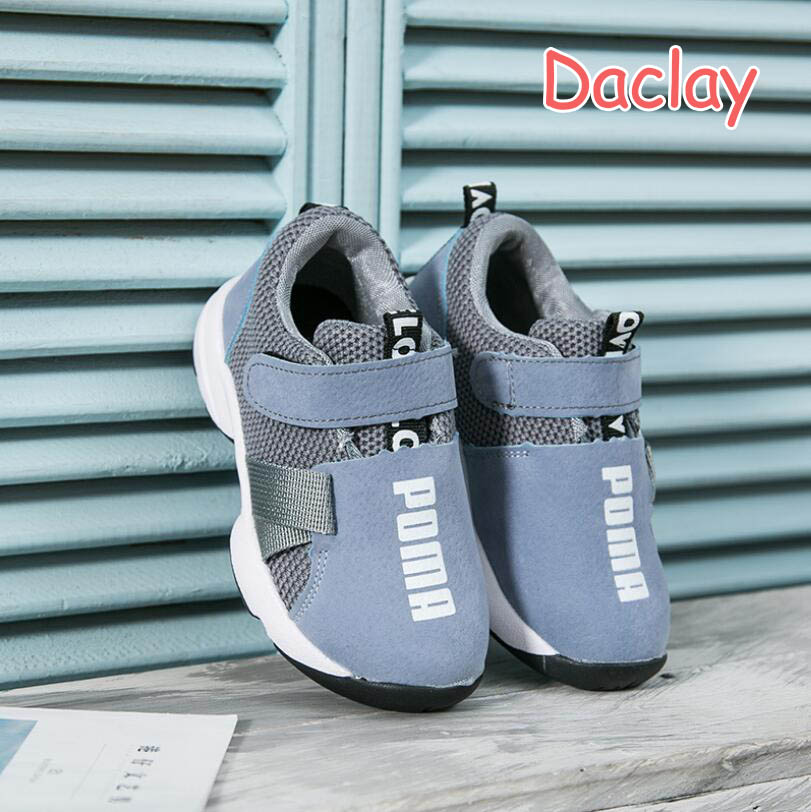 Shoes Kids Boys Girls Casual Mesh Sneakers Breathable Soft Soled Running Sports toddler boy shoes  boys sneakers title=