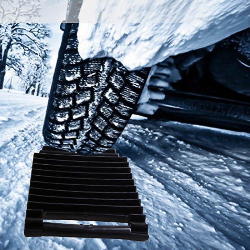 Auto Snow Chains Car Snow Mud Tire Traction Mat Wheel Chain Non-slip Anti Slip Grip Tracks Tools