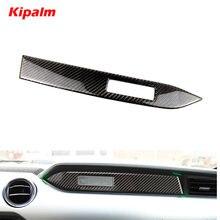 Kipalm углеродного волокна украшения для приборной панели автомобиля