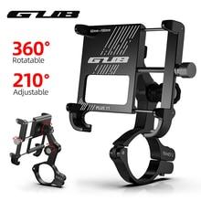 GUB supporto per telefono per bicicletta supporto per telefono per bicicletta girevole a 360 gradi supporto per manubrio per moto supporto per cellulare GPS