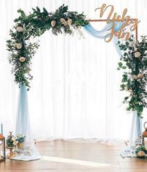 Hochzeit Requisiten Bühne Backgdrop Rahmen Schmiedeeisen Dekorative Blume Stehen Geburtstag Party Hochzeit Dekoration Quare Arch