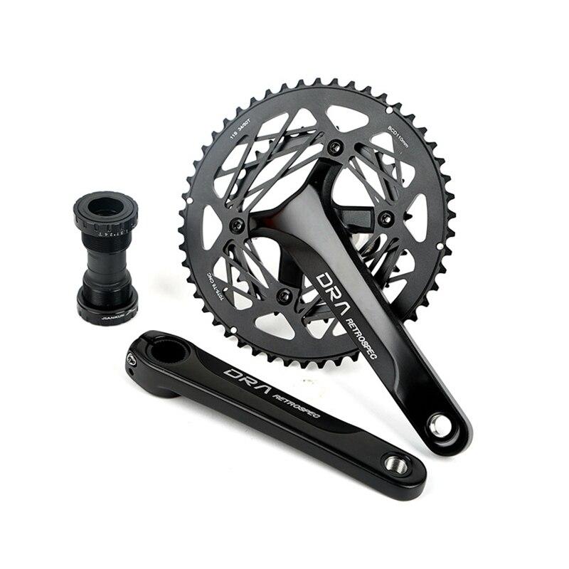 Ultra-light sprocket wheel aluminum alloy road bike bicycle large gear plate 22 speed 20