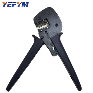 Image 4 - Aviation terminal crimping pliers tools Harting Hardin pin YE 166 heavy duty connector Automatic adjustment of crimp depth tools