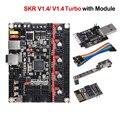 BIGTREETECH SKR V1.4 BTT SKR V1.4 турбо плата управления 32 бит Wi-Fi писатель DCDC части 3d принтера SKR V1.3 TMC2130 TMC2209 TMC2208