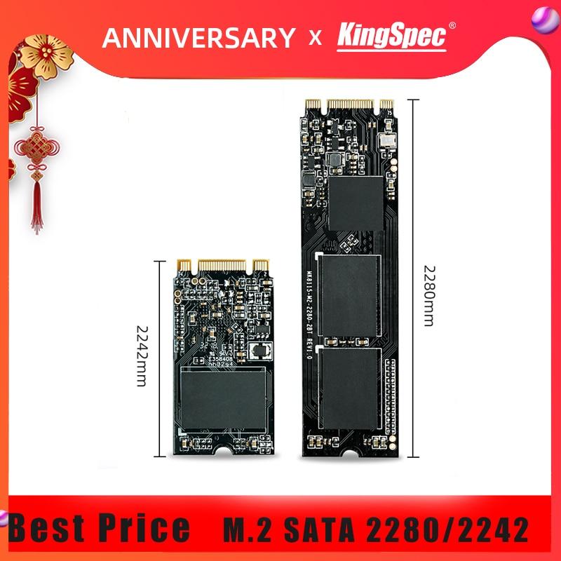 Kingspec 2280 2242 SATA Signal M.2 SSD 128GB 256GB 512GB 1TB M.2 SSD To USB3.0 HDD Box Internal Hard Drive for Laptop/Desktop/PC Internal Solid State Drives    - AliExpress