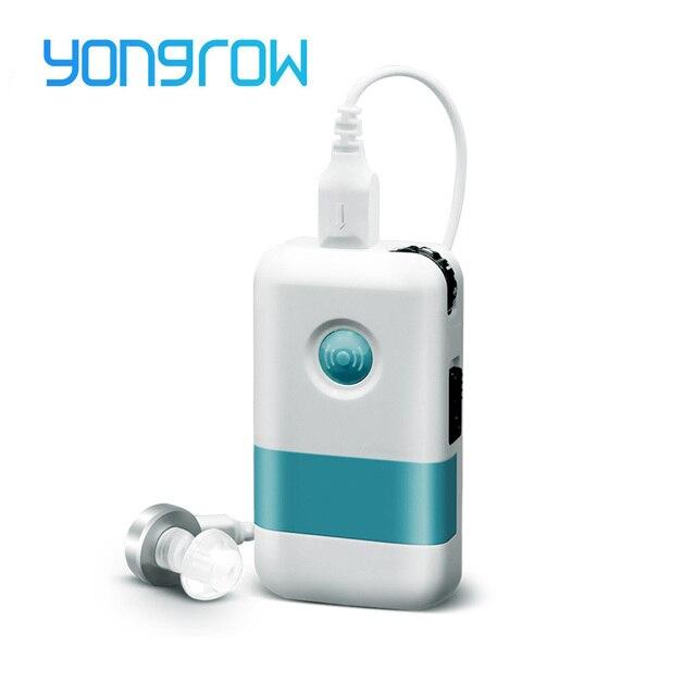 Карманный слуховой аппарат Yongrow YK-HSZTQ 1