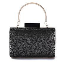 цена на Women Lady Handbag Evening Party Bridal Clutch Bag Prom Wedding Wallet Purse F42A