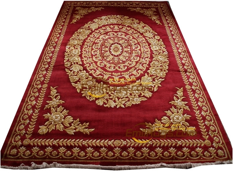Plush Rug Bedroom Carpet Carpets Embroidered Home Carpets For Living Room Runner Luxury Rug Large Carpet Natural Sheep Wool