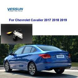 Yessun HD CCD Night Vision widok z tyłu samochodu kamera cofania wodoodporna dla forda dla ostrości 5D wagon hatchback 2011 ~ 2018 w Kamery pojazdowe od Samochody i motocykle na
