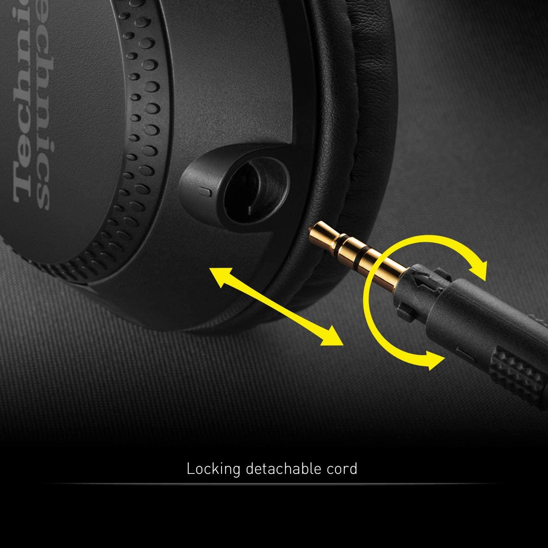 Panasonic EAH-DJ1200 com fio fones de ouvido