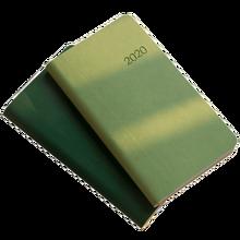 Еженедельный планировщик 2020 года a6 портативный блокнот с