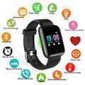 D13 Смарт-часы для мужчин  умные часы с артериальным давлением для женщин  монитор сердечного ритма  фитнес-трекер  спортивные часы для Android IOS