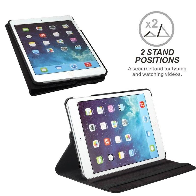 Para ipad 2 3 4 caso 360 graus de rotação capa de couro do plutônio para apple ipad 2 3 4 suporte casos inteligente tablet a1395 a1396 a1430 4