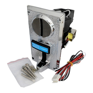 Multi Coin Acceptor Smart Electronic Selector for Vending Machine Arcade Game Ticket Exchange