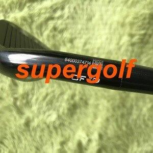 Image 3 - 2020 nowe żelazka do golfa czarne żelazka APEX kute (3 4 5 6 7 8 9 P) z dynamicznym złotem S300 wał stalowy 8 sztuk kluby golfowe