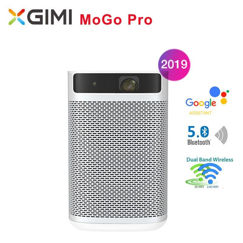 XGIMI XK03S MoGo Pro projecteur DLP 1920*1080 4K 250Ansi Android 9.0 2GB 16GB Amlogic T950X2 3D Home cinéma 2.4/5GHz Wifi BT5.0