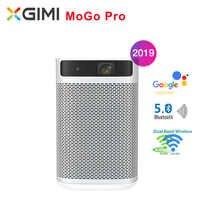 XGIMI XK03S MoGo Pro proyector DLP 1920*1080 4K 250Ansi Android 9,0 2GB 16GB Amlogic T950X2 3D de cine en casa 2,4/5 GHz Wifi BT5.0