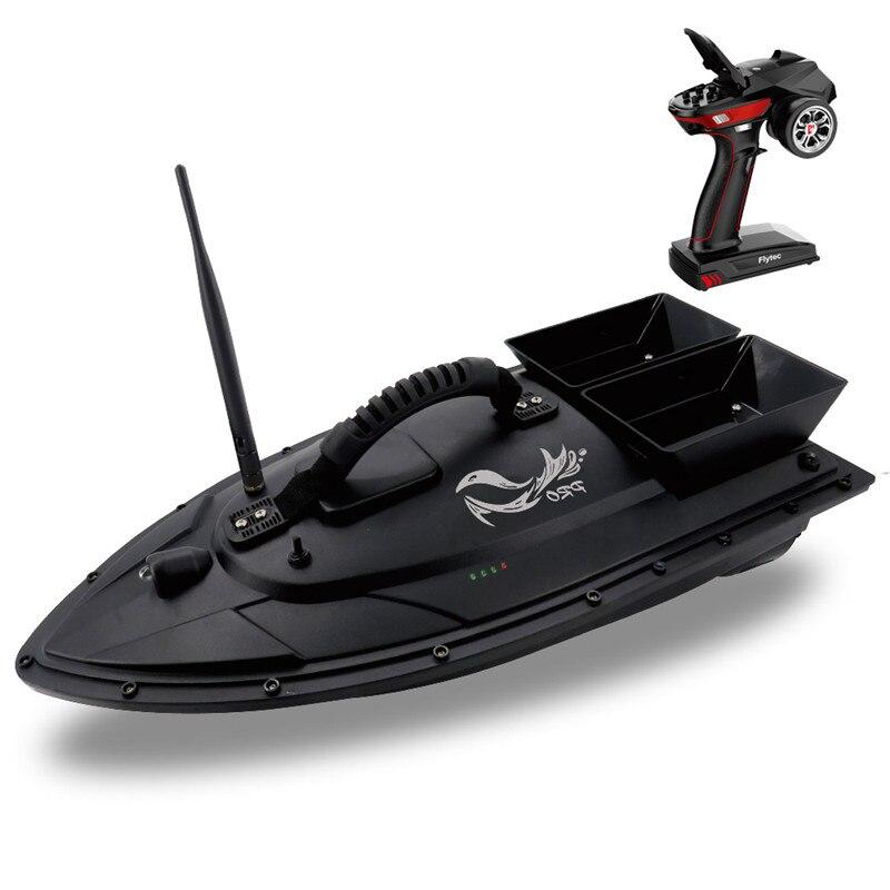 Flytec Electric Fishing Bait RC Boat Fish Finder / RTR Version 2