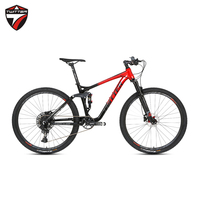 TWITTER new arrival mtb full suspension Mountain Bike 29 aluminum alloy SX EAGLE 12 speed 27.5er plus 650B AM bicycle