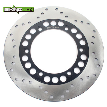 BIKINGBOY For Ducati 400 600 620 750 800 900 Monster / SS Supersport 916 ST4 944 ST2 992 ST3 996 ST4S Rear Brake Disc Disk Rotor