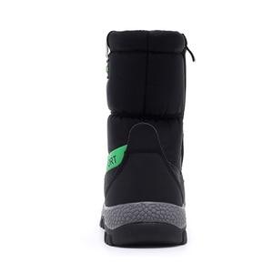 Image 4 - MMnun kışlık botlar erkek çocuk botları 2019 kış çocuk ayakkabıları ayakkabı büyük erkek boyutu 27 37 ML9664
