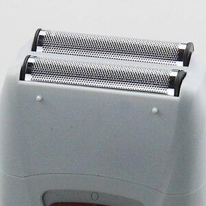 Image 3 - גברים של עוצמה חשמלי מכונת גילוח חשמלי זקן גילוח נטענת גילוח רדיד מכונה ספר שסיים כלי שיער טיפוח סט