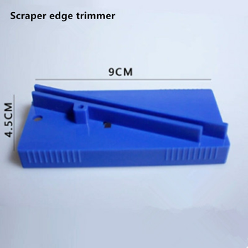 Auto Car Vinyl Film Wraps Cutter Knife Plastic Scraper Tool Set Automobiles Safe Squeegee Tools