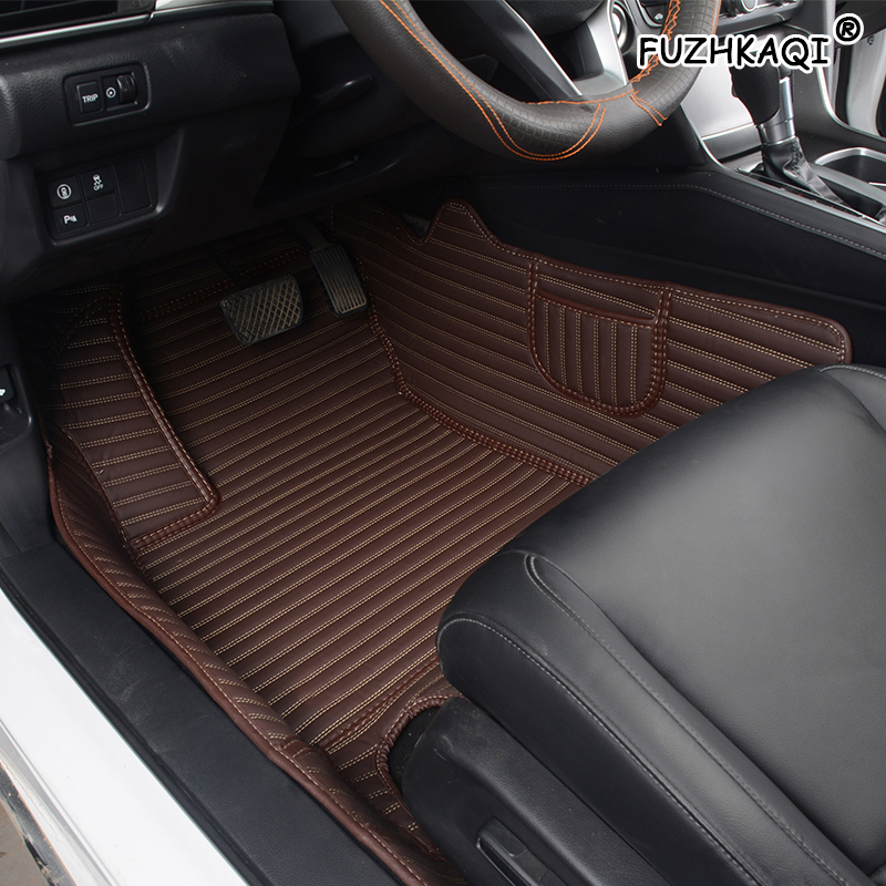 FUZHKAQI Custom <font><b>car</b></font> floor <font><b>mats</b></font> for <font><b>Lexus</b></font> All Models ES IS-C IS LS RX NX GS CT GX LX570 <font><b>RX350</b></font> LX RC RX300 LX470 <font><b>car</b></font> foot <font><b>mats</b></font> image