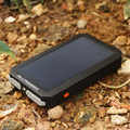 ALLPOWERS Solar Power Bank 12000mAh Tragbare Mobile Ladung Externe Battry für iPhone iPad Samsung Huawei Xiaomi Camping Outdoor