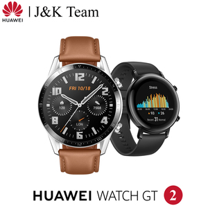 Huawei Watch GT 2 Smartwatch Global Version Blood Oxygen Spo2 Bluetooth 5.1 Smart watch Phone Call For Android iOS