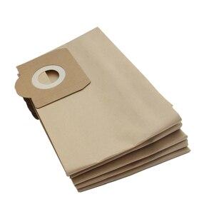 Image 3 - 12Pcs Staub Taschen für Staubsauger für Karcher Wd3 Wd3300 Wd 3,500 P Mv3 Wd3200 Se4001 Se4002 6,959 130 6,904 051 6,904 263