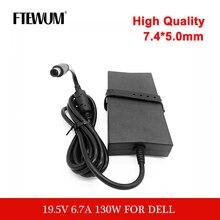 19,5 V 6.7A 130 Вт 7,4*5,0 мм ноутбук адаптер переменного тока для Dell L501X L502x K5294 XPS 15 Gen 2 M1210 M1710 9530 d232h 17R Питание Зарядное устройство