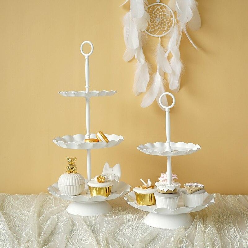 Support Gâteau Muffin Support 5-mythologique Cupcake Gâteau Déco Pâtisserie Support étages