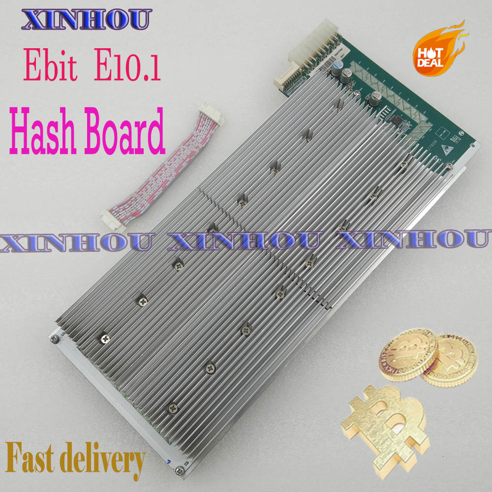 BTC BCH miner Ebit E10.1 hash board SHA256 Asic bitcoin Miner Replace For Bad Ebit E10.1 Part 1