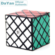 купить DaYan 4 Axis 7 Rank Skewed 7x7x7 Magic Cube 7x7 Skewbed Professional Neo Speed Puzzle Antistress Fidget Educational Toys For Kid дешево