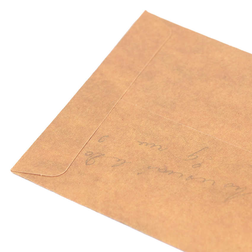 10 ชิ้น/ล็อตคลาสสิกBlankกระดาษซองจดหมายซองจดหมายเชิญงานแต่งงานของขวัญDIYตกแต่งซองจดหมาย