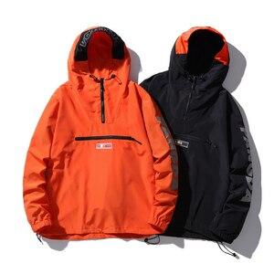 Плюс 8xl 7xl 6xl 5xl Толстовка Мужская хип-хоп стильная куртка пуловер толстовки Уличная Повседневная модная мужская куртка с карманами