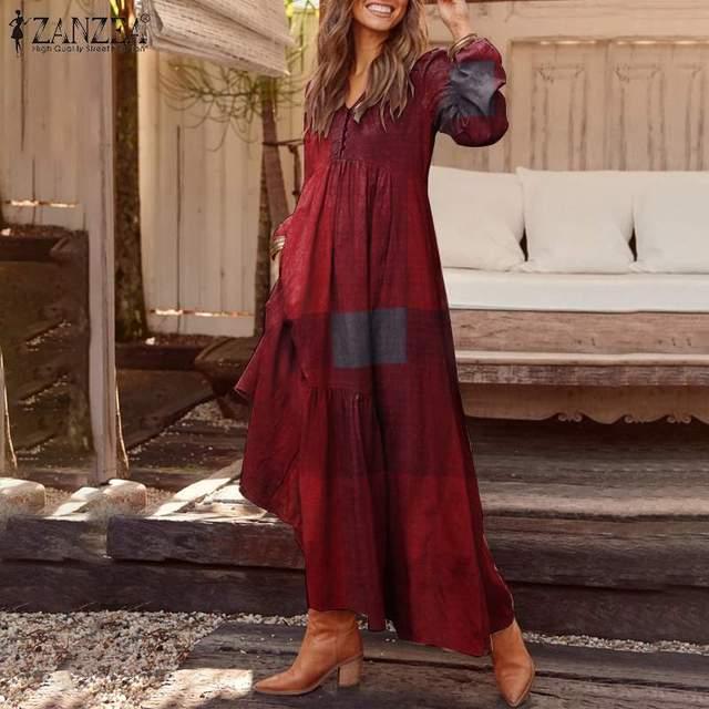 beautiful long dress, casual but sweet 4