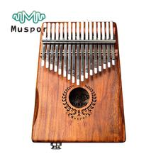 Hammer Amplifier Keyboard-Tool Kalimba Pickup-Tuner Audio-Cable Wood Professional Muspor