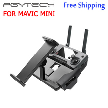 PGYTECH DJI Mavic Mini Tablet Pad держатель Mavic 2 Pro/Zoom/Air/Pro/Spark пульт дистанционного управления кронштейн для монитора крепление для iPad телефона